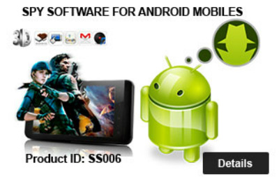 Click Here for Spy Software for Android Mobiles